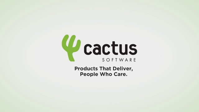 Cactus Software - iCommittee