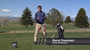 Band Resisted Early Extension