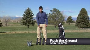 Push Ground Away From You