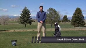 Elbow Fold Down - Getting Arm Rotation In The Follow Through