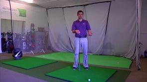 Handle Swings - Feeling Body Speed in the Downswing