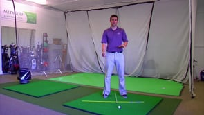 Stance Width For The Full Swing