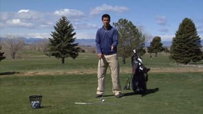 Ball Position - Upper or Lower Body Reference