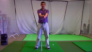 Set Up Alignment For The Full Swing
