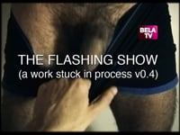 THE FLASHING SHOW (a work stuck in process v.04)