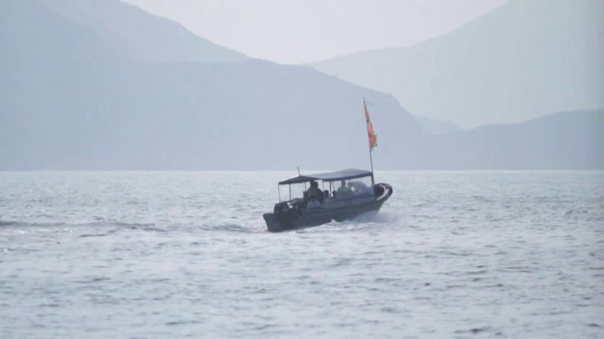 Buzz Po Toi fisherman race 2013