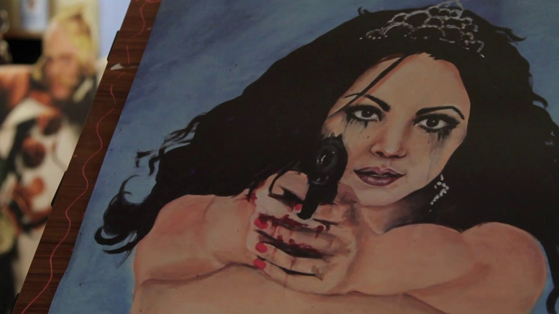 Heart of a Passion: Diedra Lizcano Art