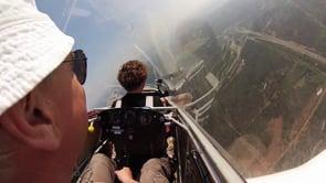 Gliding adventure