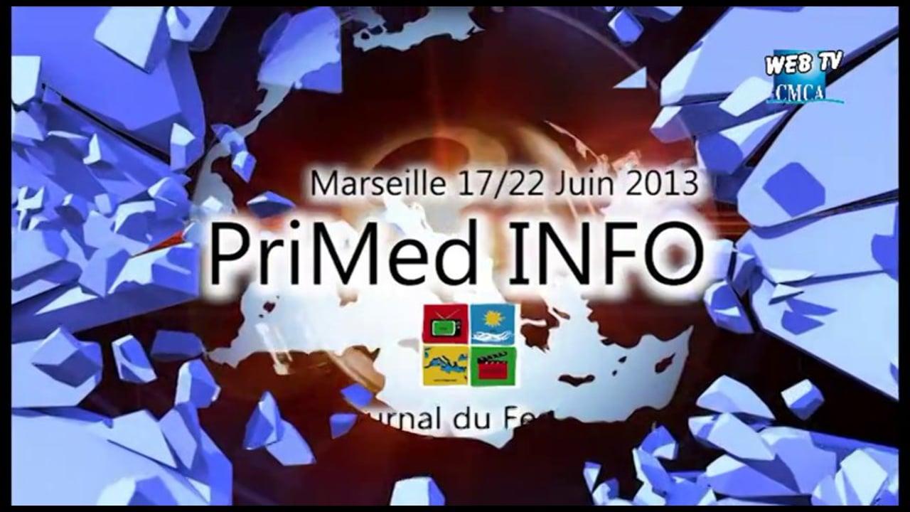 PriMed INFO - Emission du 17-06