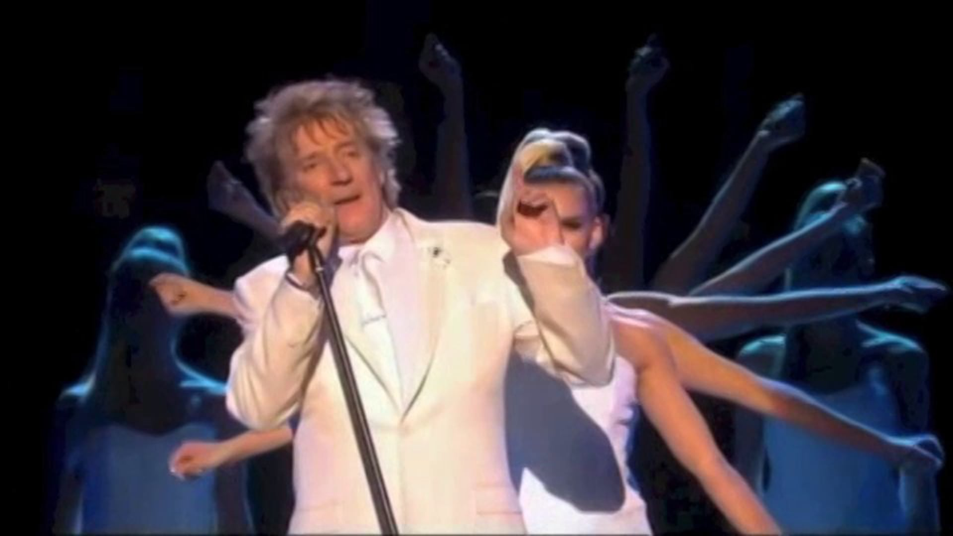 Rod Stewart Royal Variety Show United Productions