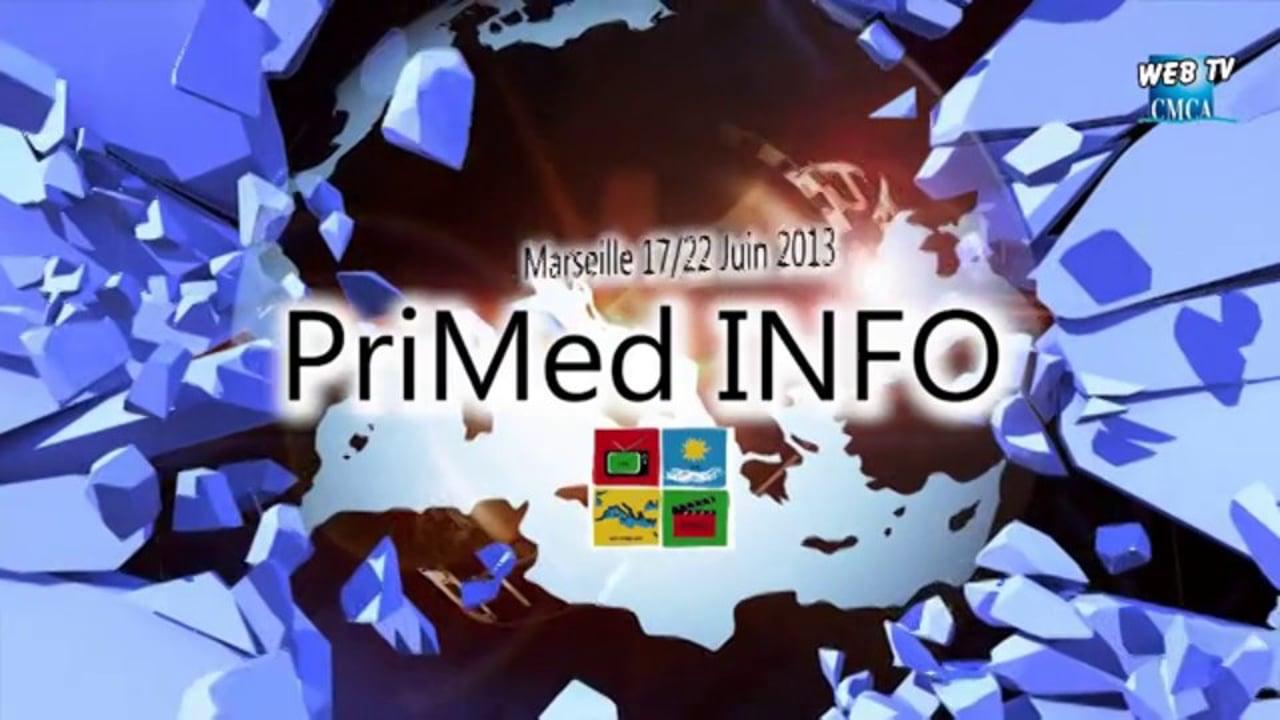 PriMed INFO - Emission du 18-06
