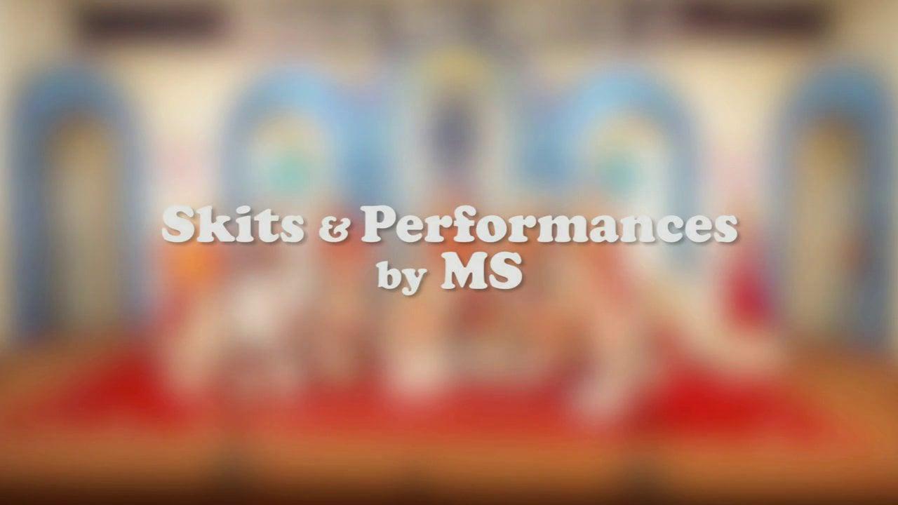 Annual Day 2013- Skits & Perfomances by Montessori