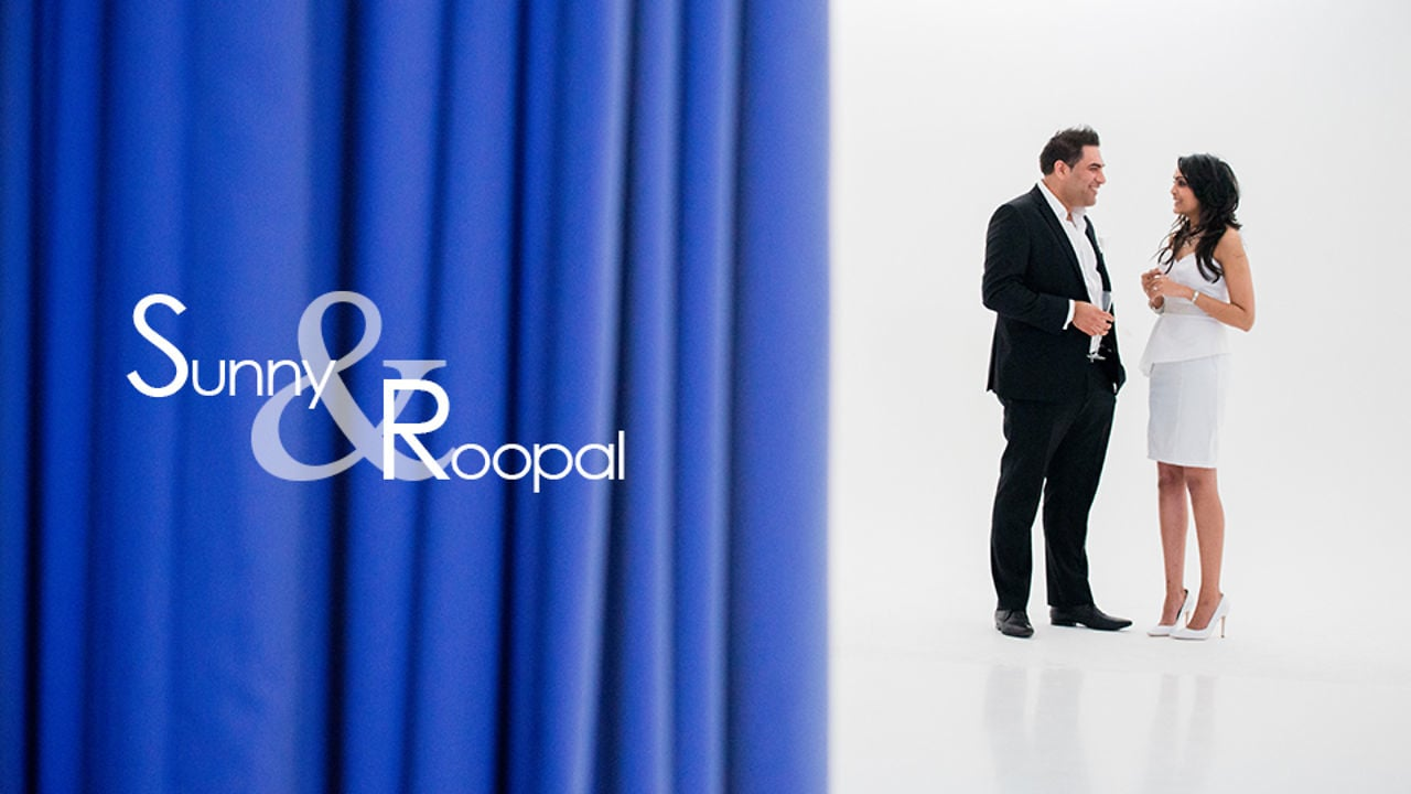 Sunny & Roopal - The Proposal