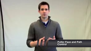 Putter Face And Path Control