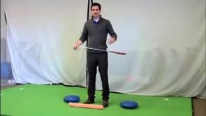 Lower Body Stability - Putting