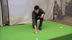 Enhanced Line On The Ball - Putting