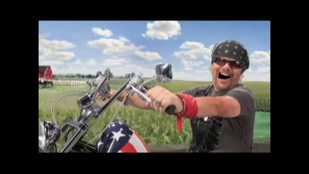 LASPOTSHOP.COM - VIDEO: American Ride (Toby Keith)