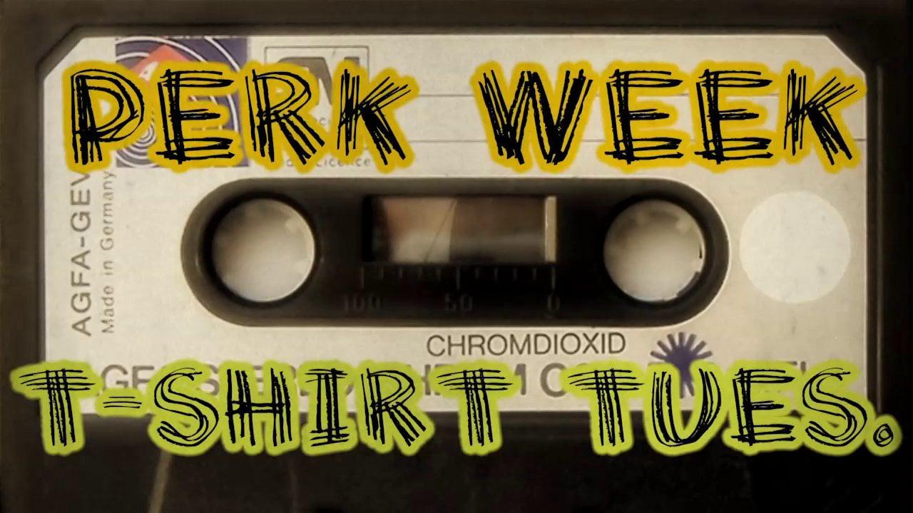 Video 002 - T-Shirt Tuesday