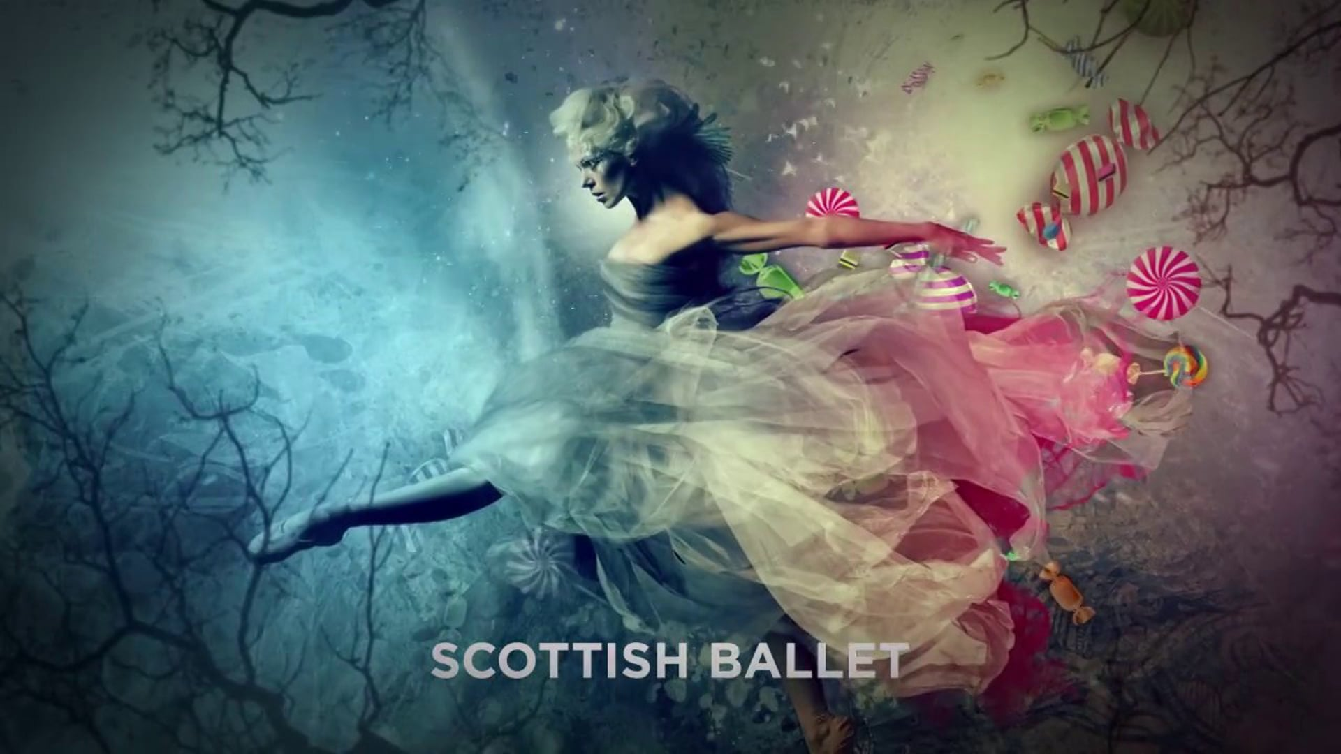 Scottish Ballet TVC - Edinburgh