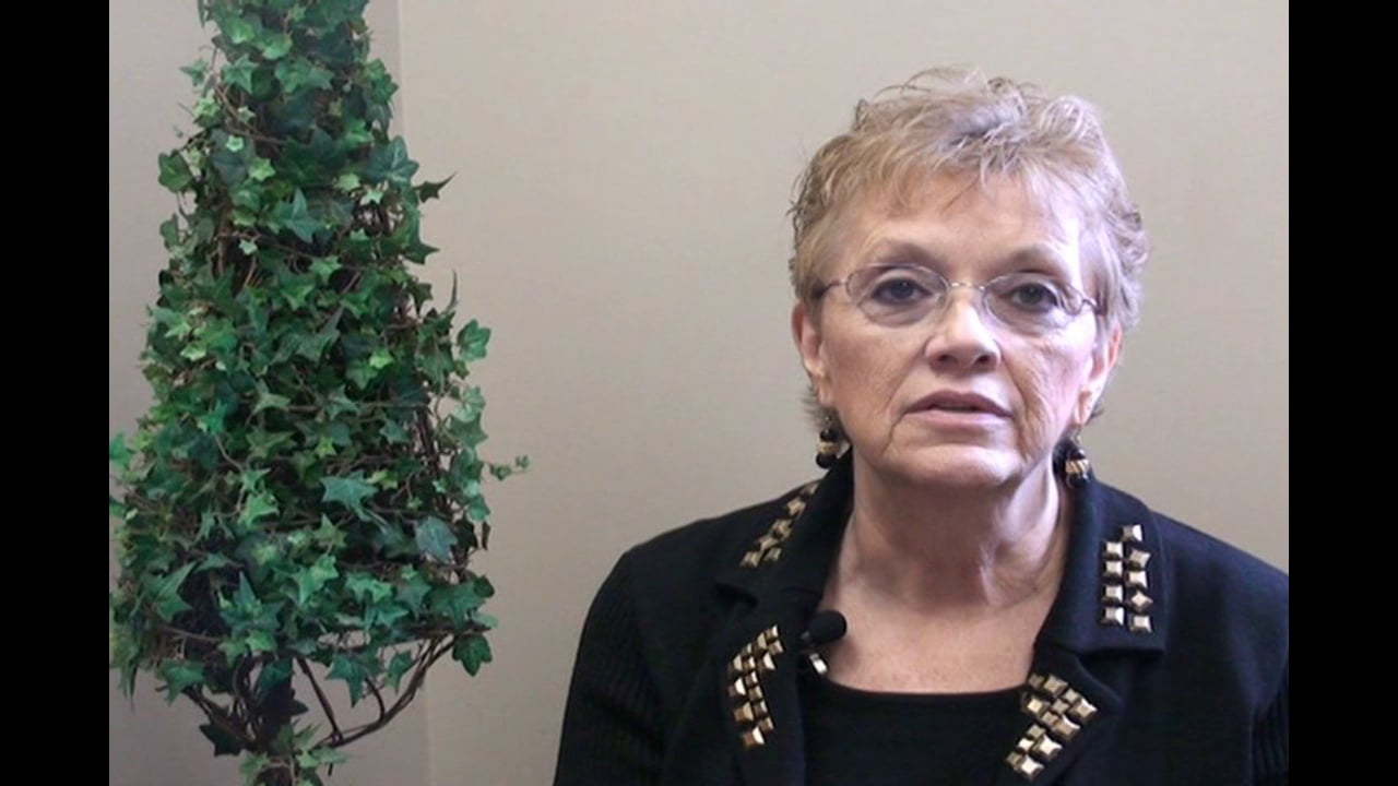 Claudette Testimonial