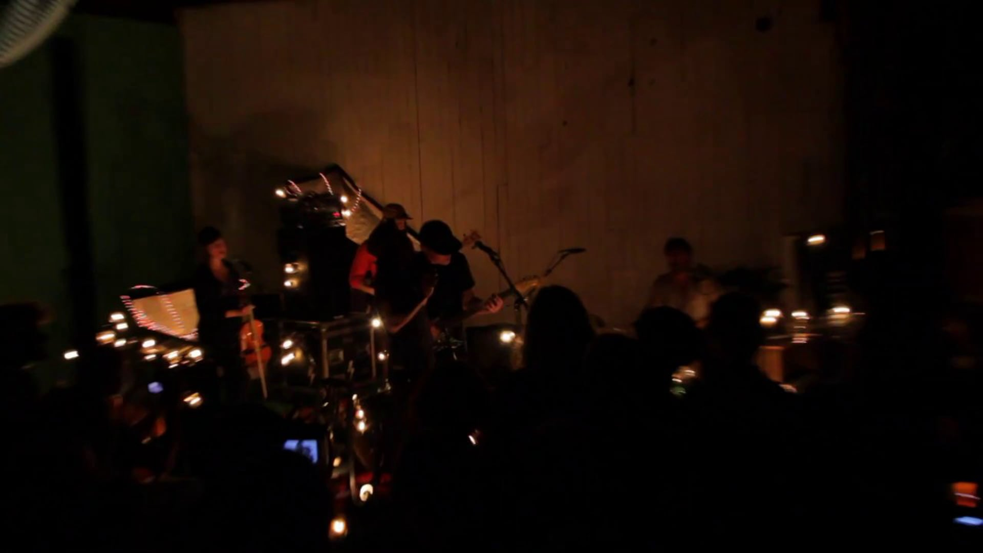 NOMAD Sessions -  Patrick Watson 08 - Adventures in Your Own Backyard from Adventures in your own Backyard