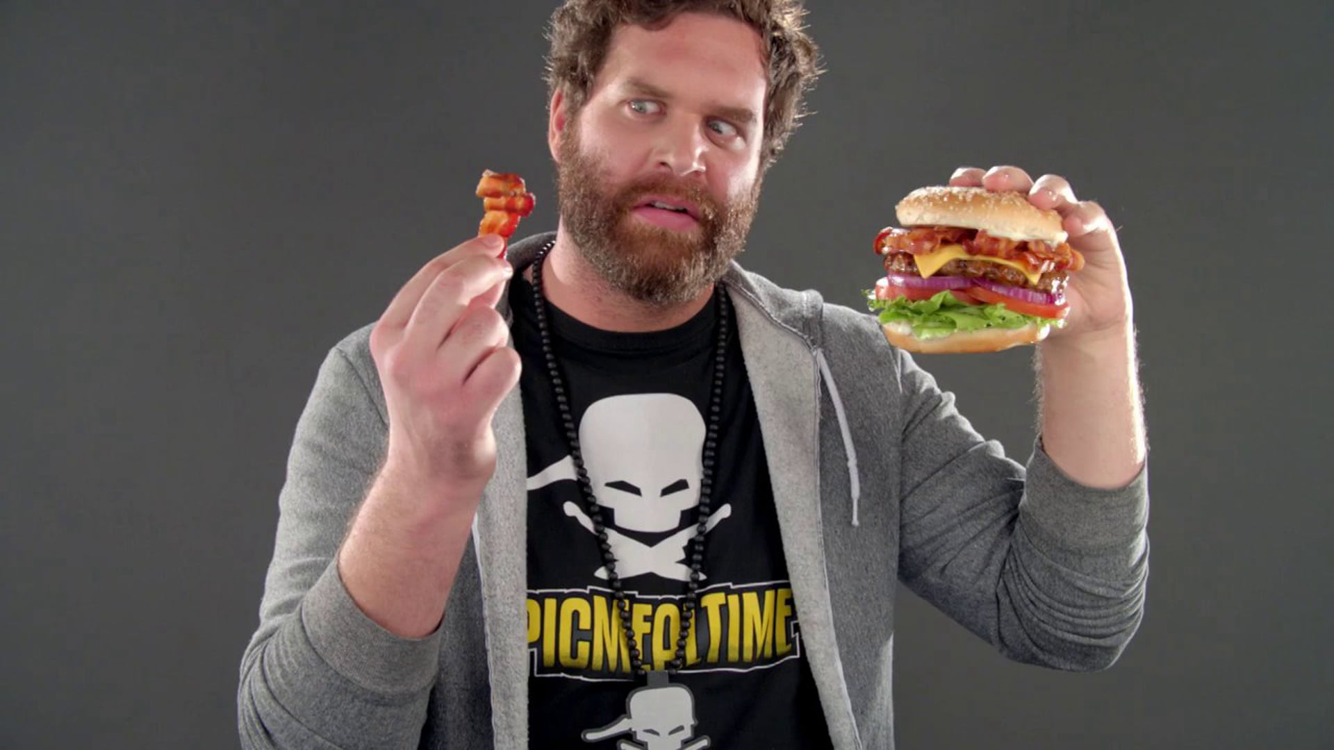 Carl's Jr. & Hardee's - Epic Meal Time - :68