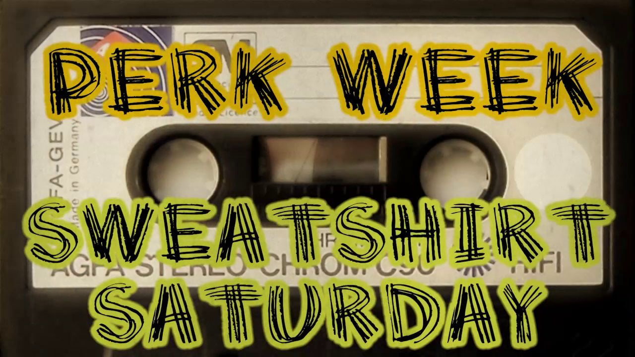 Apocalypse Rock Perk Week - Sweater Saturday
