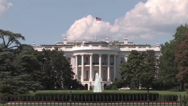 White House Front Lawn