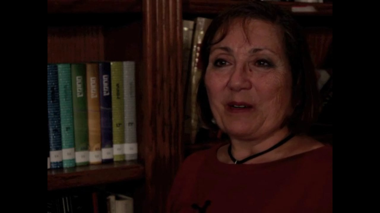 Penina Meghnagi Solomon, Jewish Life and Exodus from Libya. JIMENA Oral History, 2013. (c) Copyright, JIMENA INC