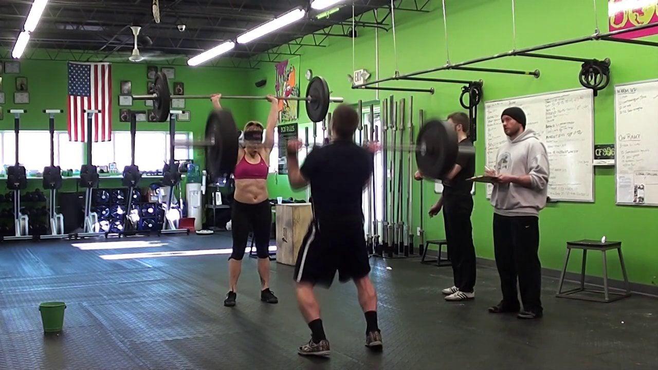 13.3 & 13.4 CrossFit Open
