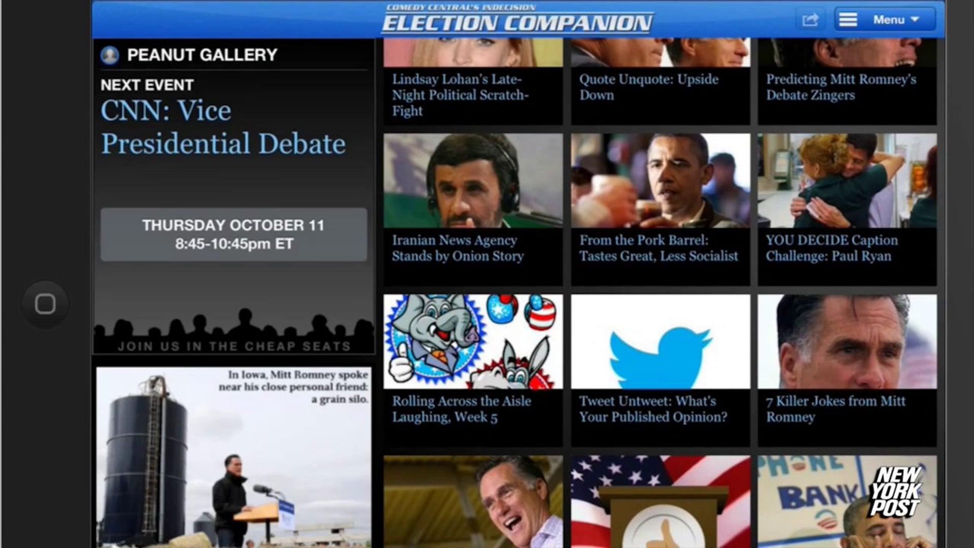 Comedy Central - Digital Tech Review