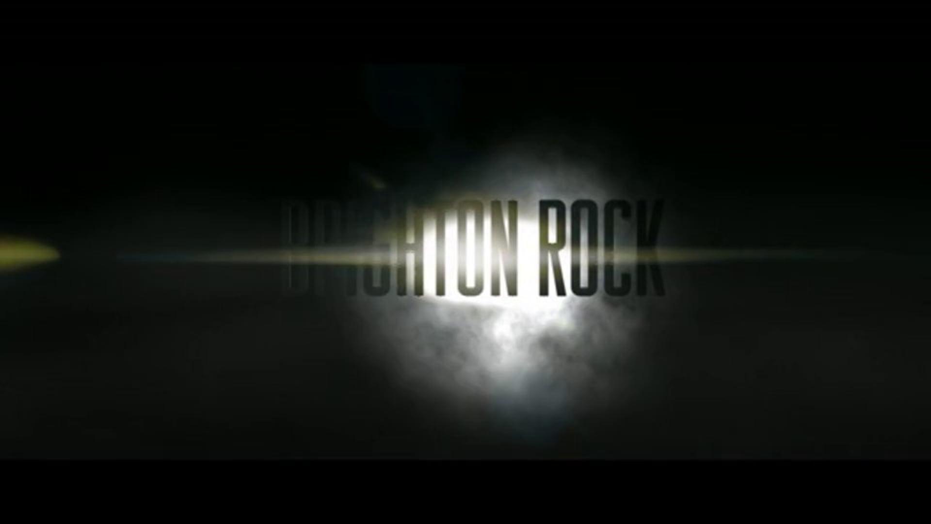 Brighton Rock - feature film opening titles