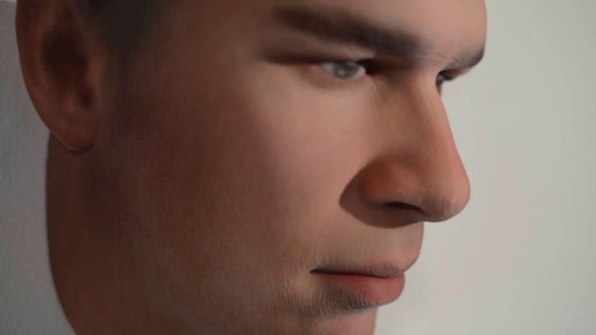 News Feature: DNA Portrait Artist