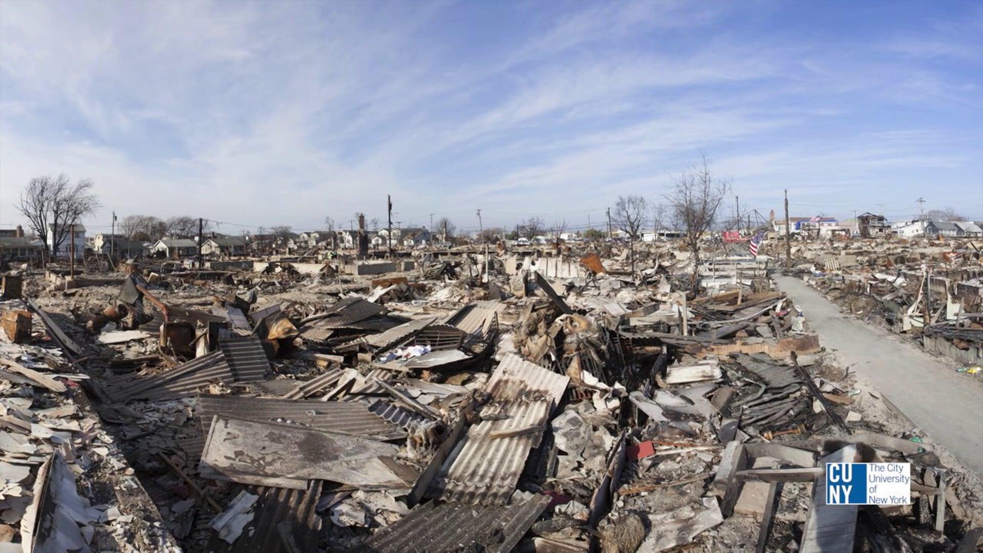 Short Documentary: Hurricane Sandy Disaster Relief
