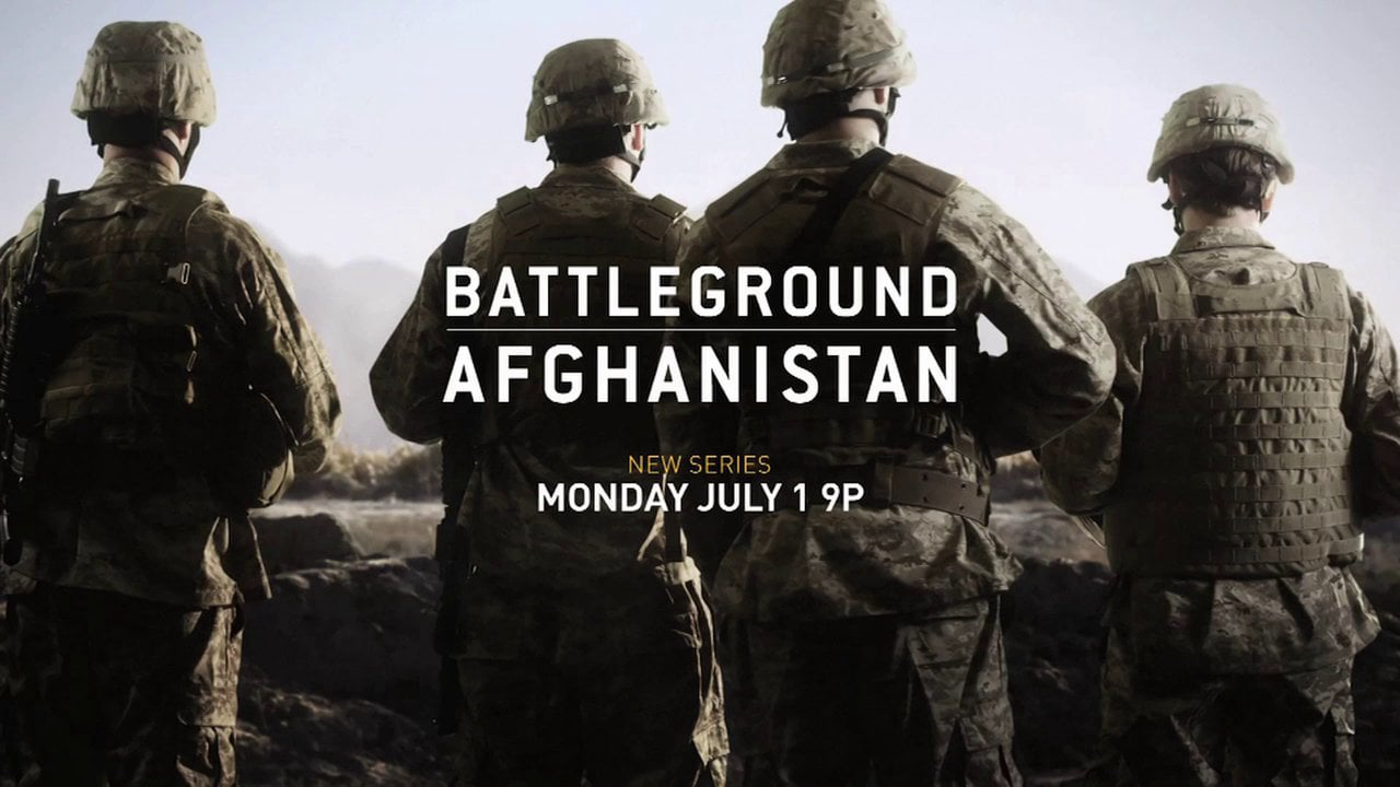 National Geographic Channel - Battleground Afghanistan Series Promo
