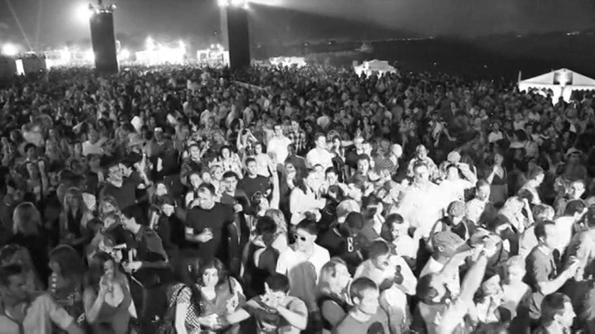 Faithless last international gig - Dubai