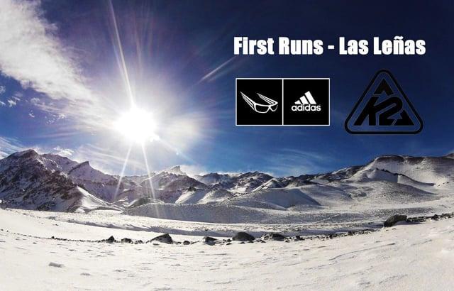 First Runs – Las Leñas 2013 from Millan