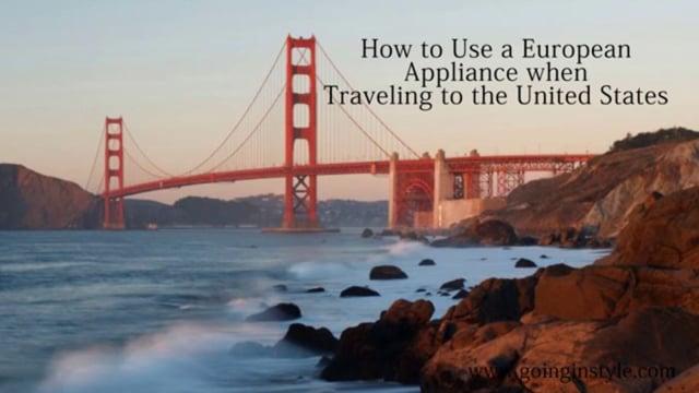 America Travel Adaptor | Adapter Plug goinginstyle.com
