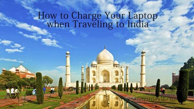 India Travel Adapter | Adapter Plug goinginstyle.com