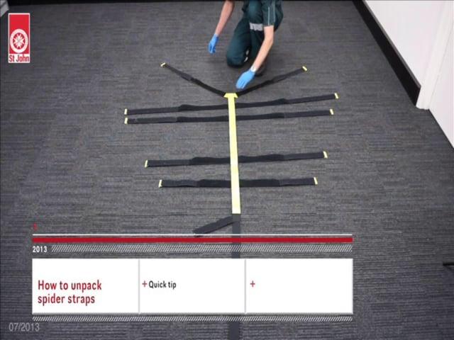Quick Tip: Spider Straps VIDTIP002
