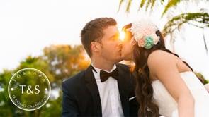 Sara e Tó, Wedding video