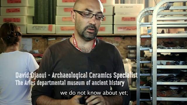 Episode 3 - Arles Rhone 3 - The Secret of The Ceramics