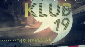 Klub19 summer 2013 video mapping expo