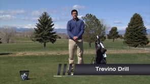 Trevino Drill - Feeling The body Open At Impact