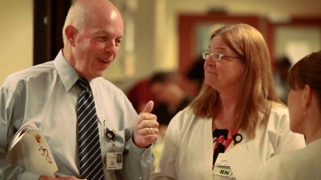 North Carolina Hospital Association Awards of Excellence Video