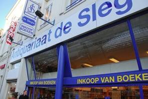 Boekhandel De Slegte Voor Dummies - Introductie 1908 - 2013