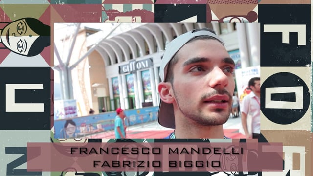 Welcome Francesco Mandelli e Fabrizio Biggio