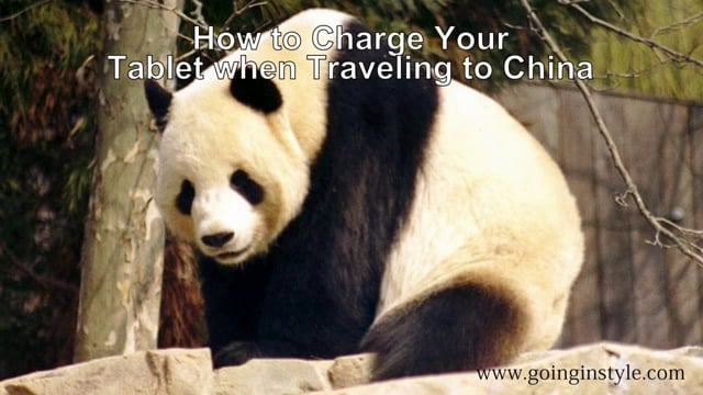 China Travel Adapter | Adapter Plug goinginstyle.com