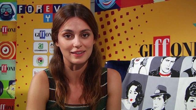 Giffoni Talks Catrinel Marlon