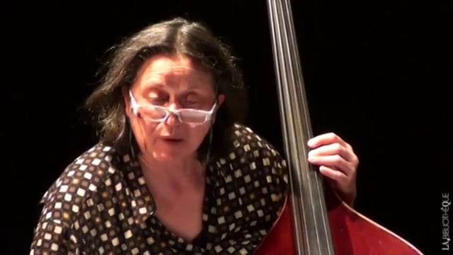 Joëlle Léandre - Extrait